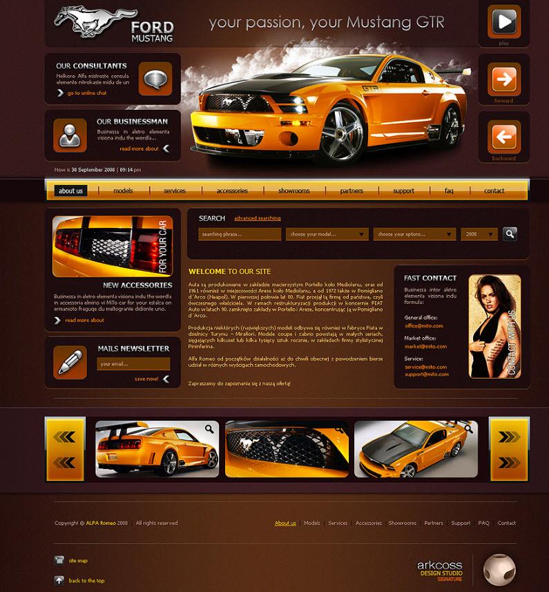 3985929492 c68a786624 o d Inspirasi Layout Desain Web dari DeviantArt