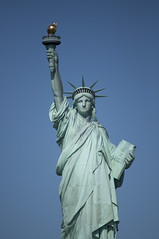 Statue of Liberty (Communipaw, New Jersey, United States) Photo