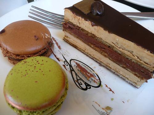 Photo c/o Cake Gumshoe Dianne, La Renaissance in Sydney, Australia