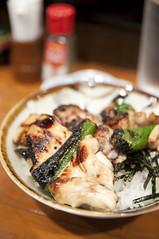 焼き鳥丼, 鳥政, 青山