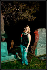 IMG_1329 (dterryphotography) Tags: halloween cemetery model models coloredlights springville strobist gelledlights eastbaystudios dterryphotography