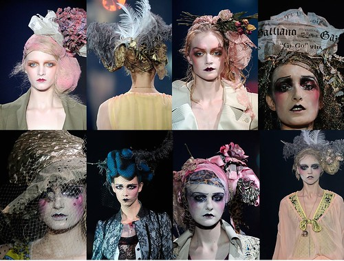 galliano face love