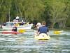 Following Al and Maree - kayaking …