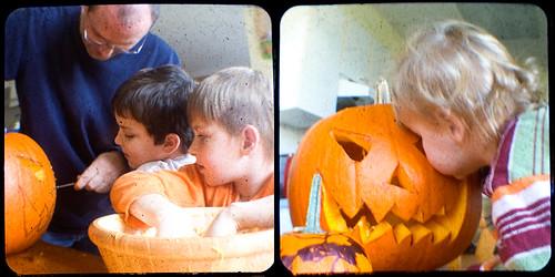 284b:365 Halloween TtV diptych
