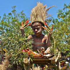 Goroka - Papua New Guinea (Rita Willaert) Tags: pacificocean papuanewguinea goroka zuidoostazië papoeanieuwguinea stilleoceaan onafhankelijkheidsfeest festivityofindependence sepikart