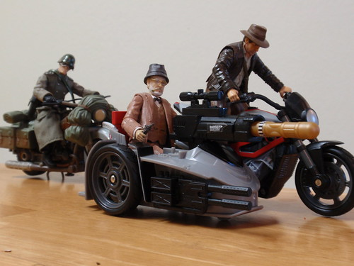 Indy's last crusade