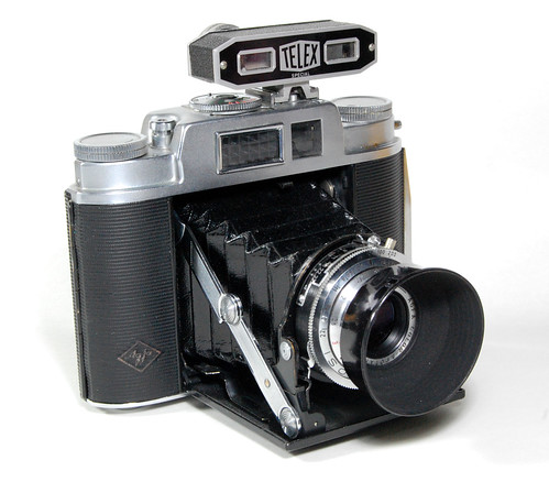 Agfa Isolette L on Display (01)