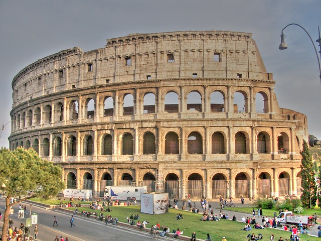 Kinder Garden: 10 Top Tourist Attractions In Rome