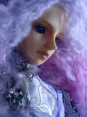 : Zhion (borometz) Tags: color art rose doll purple vampire gothic violet lavender fantasy bjd    custom volks 13  sakaki balljointdoll   sd13 60cm grandbleu kyotenshi    zhion