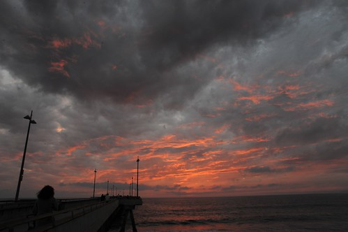 Sunset Venice Beach