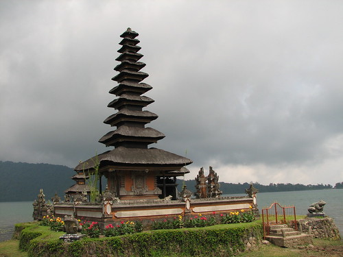 Ulun Danu Temple, Lake Bratan, Bedugul, Bali