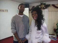 Prophetess  & Young Man Testemony (Prophetess Cheryl Hopkins) Tags: man young cheryl has prophetess a hopkinssaid testemony