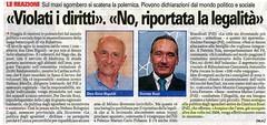 19.11.2009 - Sgombero Rubattino - CronacaQui