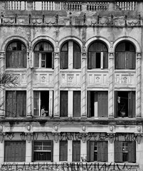 Fachadas paulistanas B&W (AlexJ (aalj26)) Tags: bw white black branco arquitetura architecture nikon sãopaulo pb preto sampa sp jorge e alexander peb elevado minhocão d90 alexj aalj26 elvadopresidentecostaesilva alexanderaljorge