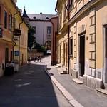 Kutna Hora: Barborska street
