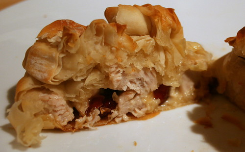 Turkey and Cranberry Parcels 2