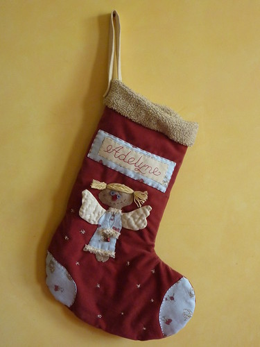 """Adelyne's stocking • <a style=""""font-size:0.8em;"""" href=""""http://www.flickr.com/photos/35733879@N02/4144259853/"""" target=""""_blank"""">View on Flickr</a>"""
