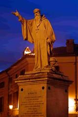 San Benedetto (REFLEXPICTURAE) Tags: san umbria norcia benedetto
