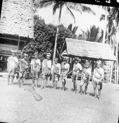 Male dancers at Panapa