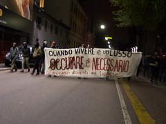 Milano 26 novembre 2009 (agitazioni) Tags: casa italia milano centro citt manifestazione antifa corteo sociale contro autonomo iniziativa sgomberi sfratti