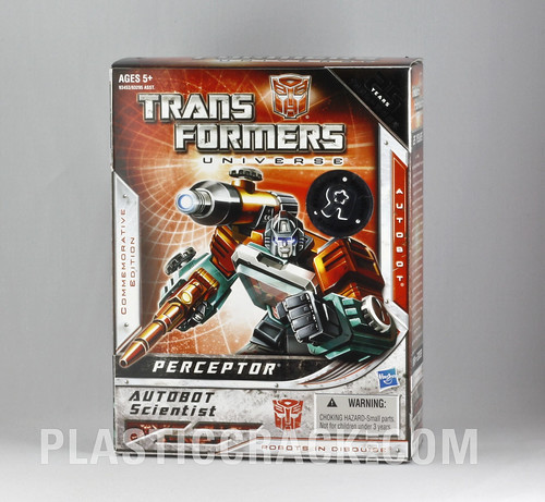 25th Anniversary G1 Perceptor
