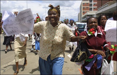 Women of Zimbabwe Arise