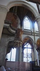Side of the organ (Chrystie23) Tags: amsterdam oudekerk