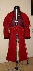 Spanish Jacket & Waist Blet