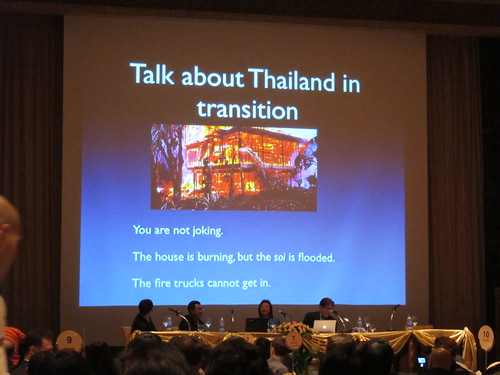 Talk About Thailand in Transition