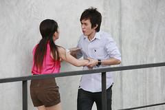 03 Christy คริสตี้ กิ้บสัน MV filming--เจ็บที่ไม่ได้เชิญ (Jep Tee Mai Dai Chuen)