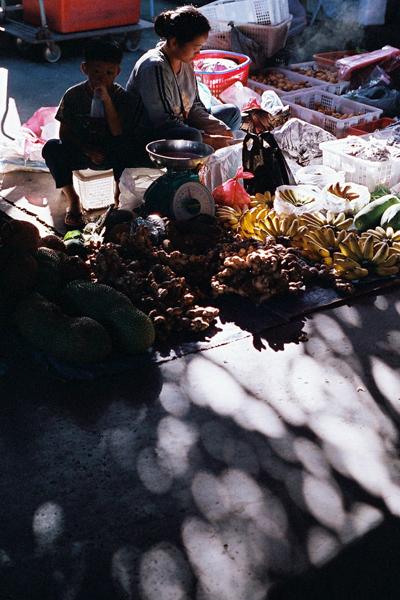 Dongongon weekly market.Kota Kinabalu.
