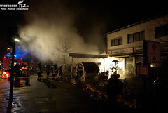 Feuer Eisdiele Mz-Kastel 13.12.09