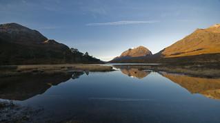Loch Clàr, Wester Ross. 12/12/09