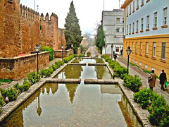 En las murallas (Seor L - senorl.blogspot.com.es) Tags: andalucia cordoba murallas
