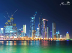 QATAR TOWERS (Hanoverian) Tags: towers doha qatar 2022 catar  katar      vmq2011 vma2011