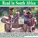 Antonio Paz in South Africa