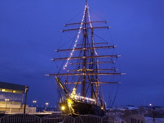 RRS Discovery 23/12/09