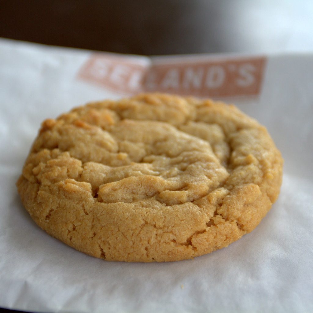 Peanut Butter Cookie @ Selland's Market Cafe