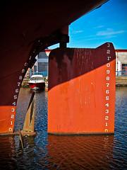 Depth (Sharon Mollerus) Tags: minnesota ship duluth lakesuperior laker williamairvin