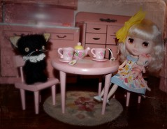 Tea Party Welcome