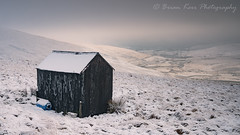 A Cold Winters Day (.Brian Kerr Photography.) Tags: scotland scottish scottishborders scottishlandscapes scotspirit dumfriesandgalloway southlanarkshire snow cold coldmorning weather winter frozen frost frosty nature naturallandscape landscape landscapephotography outdoor outdoorphotography hut shed sky clouds light availablelight mountains hills leadhills elvanfoot
