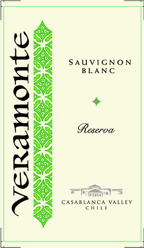 2008 Veramonte Sauvignon Blanc