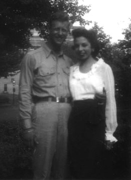 Abner & Vivian 1945