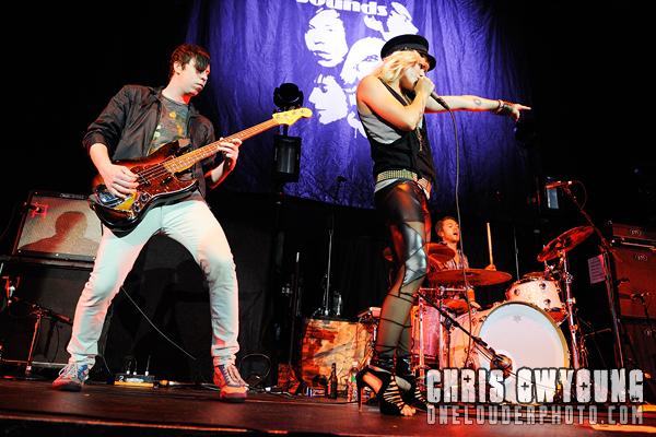 The Sounds - Camden