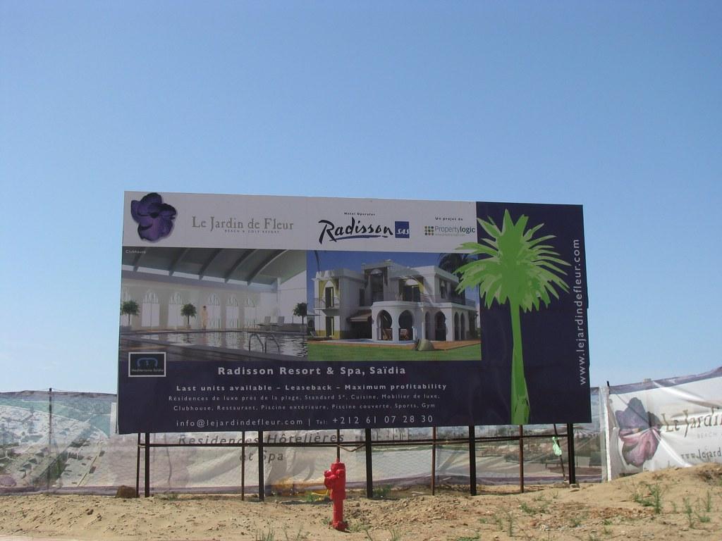 SAÏDIA | Radisson Blu Resort | Mid 2012 | #U-C - SkyscraperCity