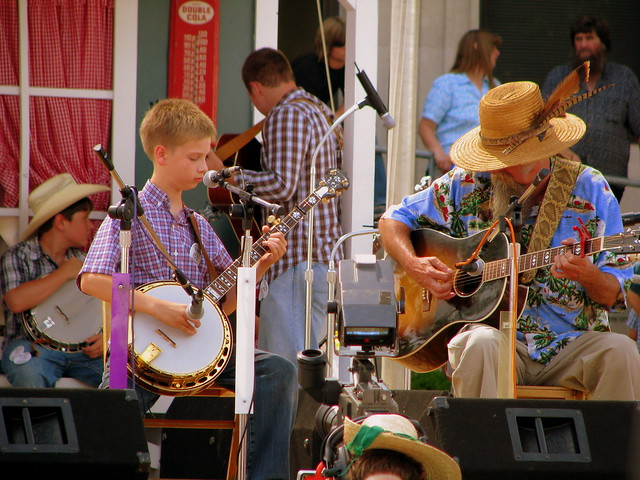 Smithville Fiddler's Jamboree