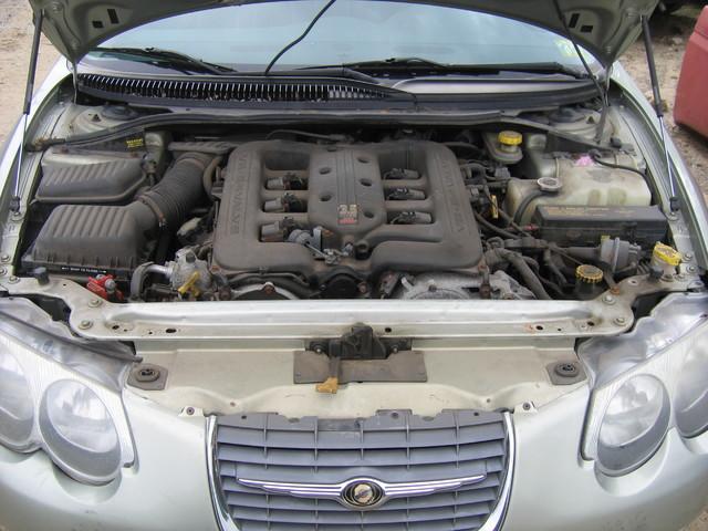 1999 chrysler 300M engine