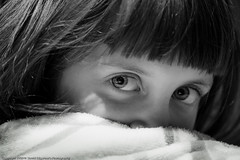 Eyes of a Child (dedge555) Tags: blackandwhite bw face blackwhite eyes nikon 2009 teleconverter thatlook tc17eii d700 nikond700 nikkor300mm28 afsteleconvertertc17eii 2009summer afsnikkor300mmf28g