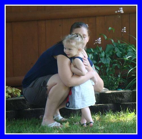 Mommy & Clover