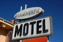 20090706 Alhambra Motel